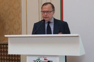 İtalyan Dış Ticaret ve Tanıtım Ajansı Istanbul Ofisi Direktörü Aniello Musella - İTALYAN MUTFAĞI HAFTASI