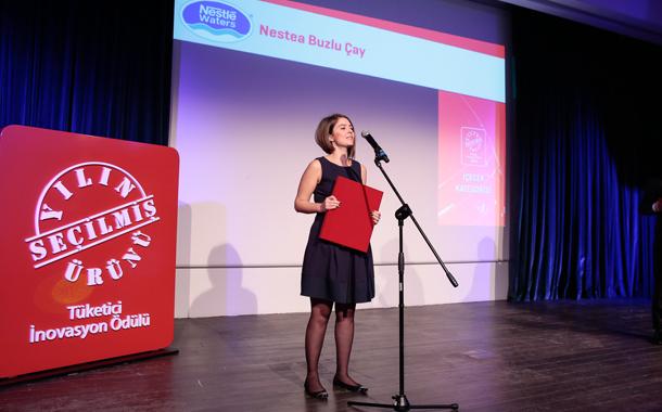 Tüketici İnovasyon Ödülleri İçecek Kategorisinde Yılın Seçilmiş Ürünü Nestea Oldu