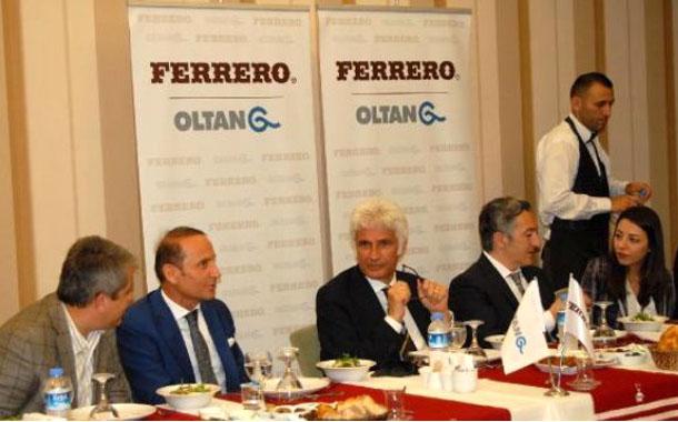 Uluslararası Ferrero Fındık Şirketi Üst Yöneticisi Orhan Veli Oltan, Devletten Rekabet Kurulundan Düzenli Olarak Denetleniyoruz.