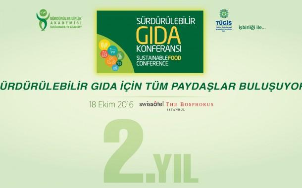 Sürdürülebilir Gıda için tüm paydaşların Dünya Gıda Günü Buluşması