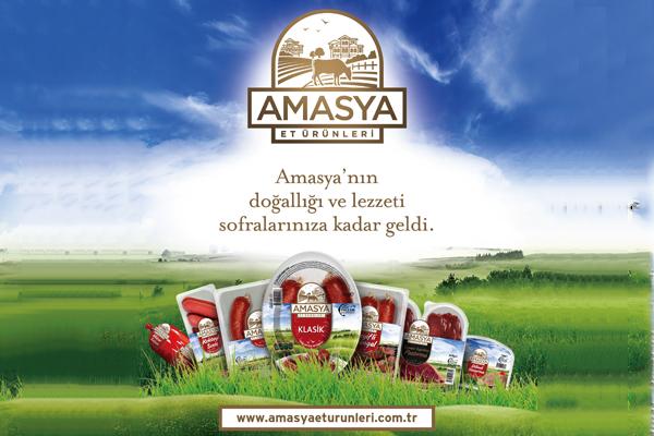 Amasya'nın Doğallığı ve Lezzeti Sofralarınıza Kadar Geldi