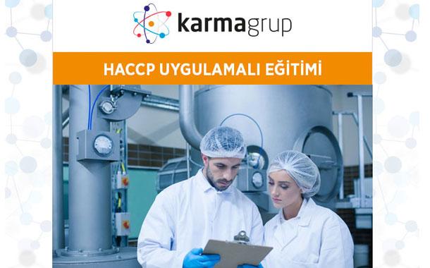 KarmaGrup HACCP Gıda Güvenliği Eğitim Duyurusunu Yayınladı