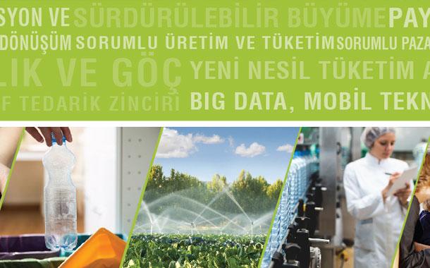 Gıdanın sürdürülebilir geleceği  İstanbul'da konuşulacak