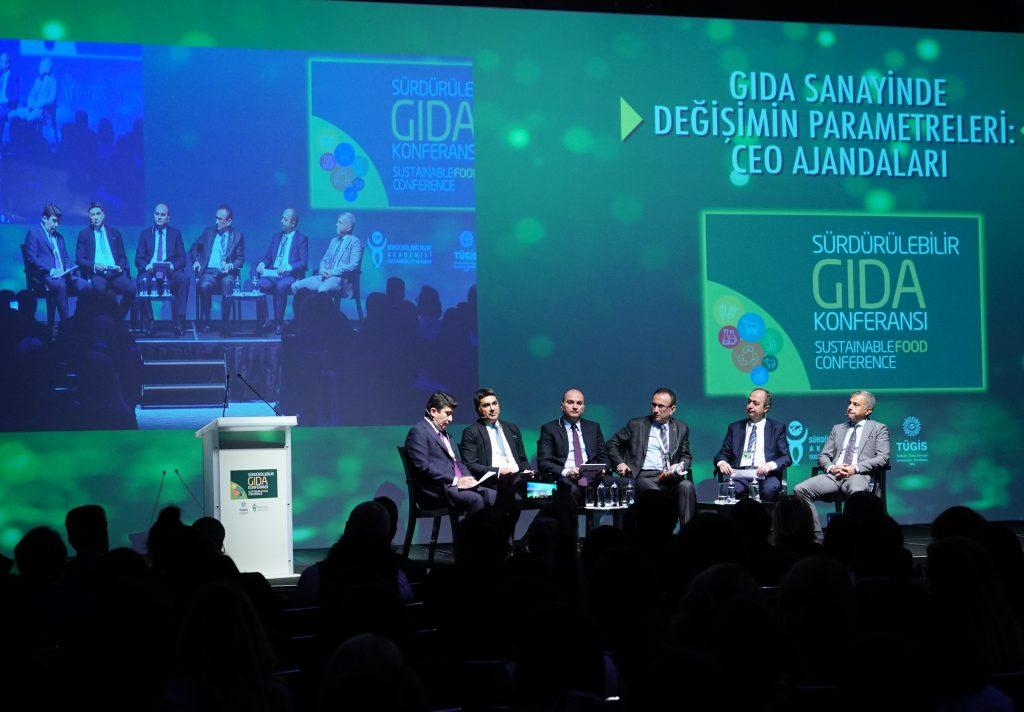 Cargill Sürdürülebilir Gıda Konferansı'nda tarımda dijitalleşmeyi anlattı