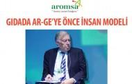 GIDADA AR-GE'YE ÖNCE İNSAN MODELİ