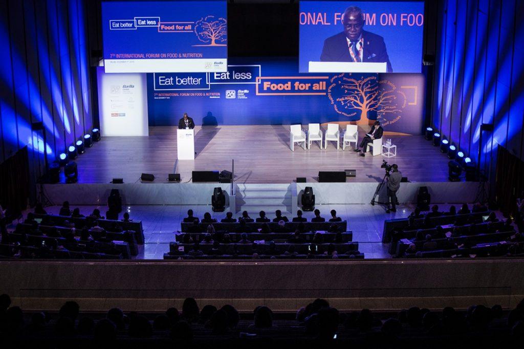 Uluslararası Gıda ve Beslenme Forumu'nun 8'incisi için geri sayım başladı