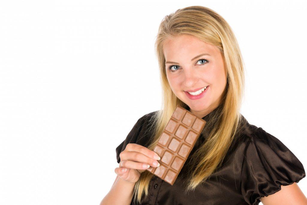 Kişi başına çikolata tüketimi 3.1 kg