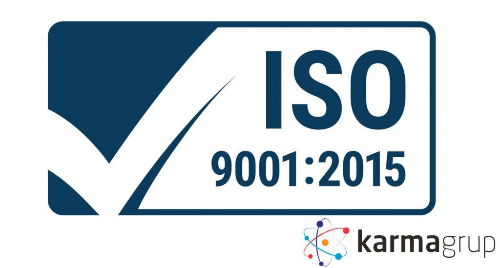 27-28 Şubat tarihlerinde Karma Grup ile ISO 9001 :2015 Eğitimi