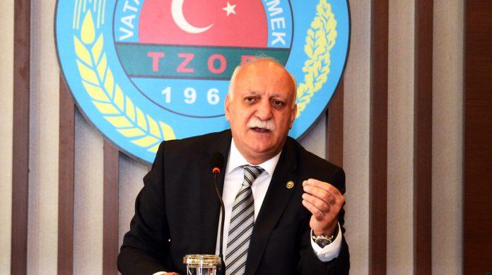 TZOB Genel Başkanı Bayraktar:  Tarımda ithalat yapmak artık cesaret ister