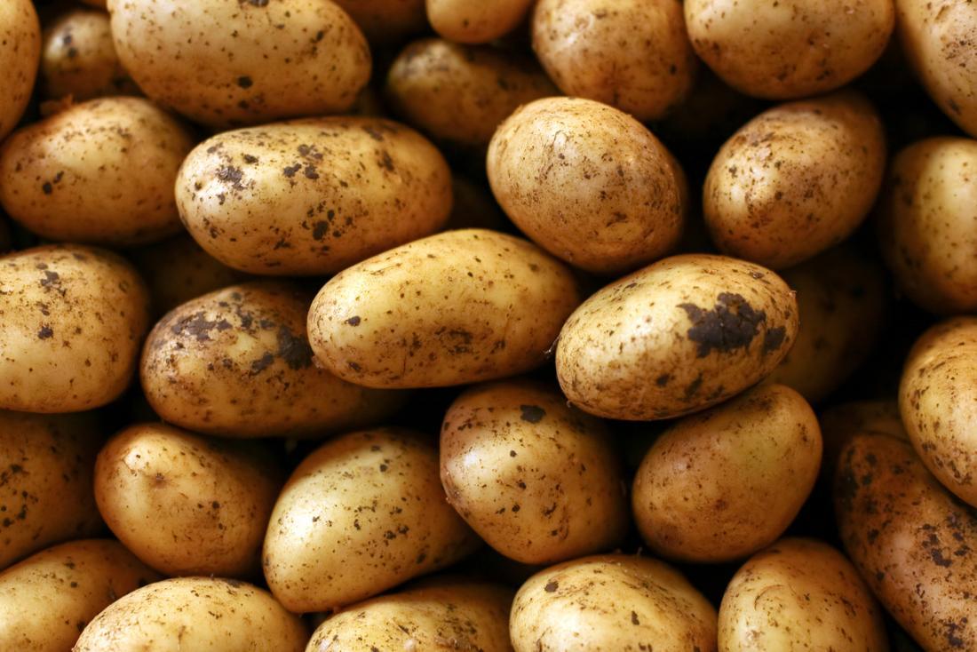 Türkiye'den 15 ülkeye patates tohumu ihracı