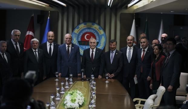 Bakanlık ile TZOB arasında iş birliği protokolü