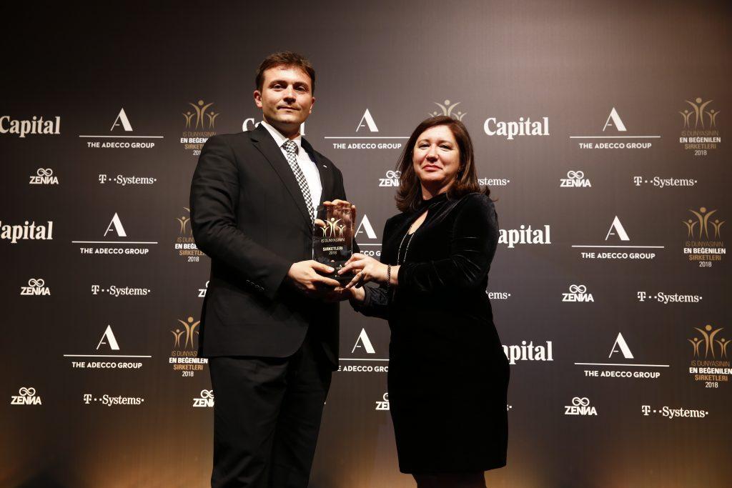 Banvit, 6. kez Türkiye'nin en beğenilen şirketleri arasında