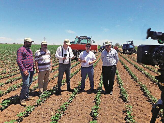 İGSAŞ, toprak ve su analizi ile çiftçinin verimini yüzde 40 artırdı