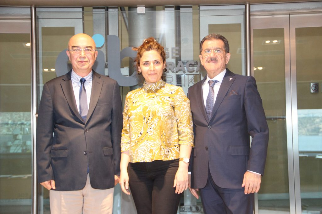 Türkiye Kuru Meyve Sektör Kurulu Başkanlığı'na Osman Öz seçildi