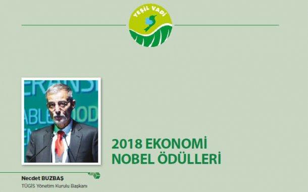 2018 Ekonomi Nobel Ödülleri