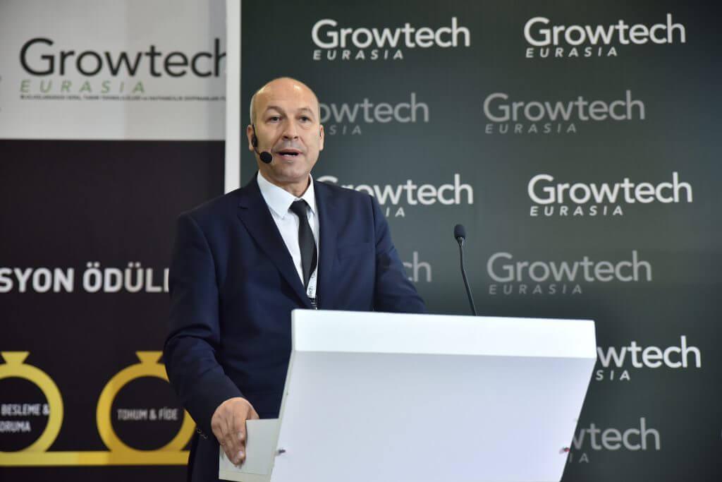 Domates Güvesi'ne Karşı Mücadele Yöntemleri, Growtech Eurasia Uluslararası Tarım Fuarı'nda Konuşuldu…