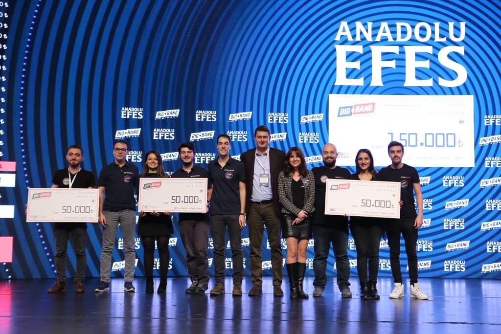 Anadolu Efes yenilikçi fikirleri desteklemeye devam ediyor