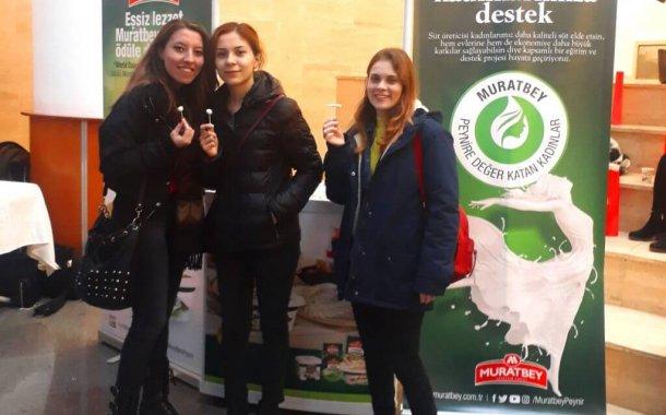 Muratbey her alanda kadına desteği sürdürüyor
