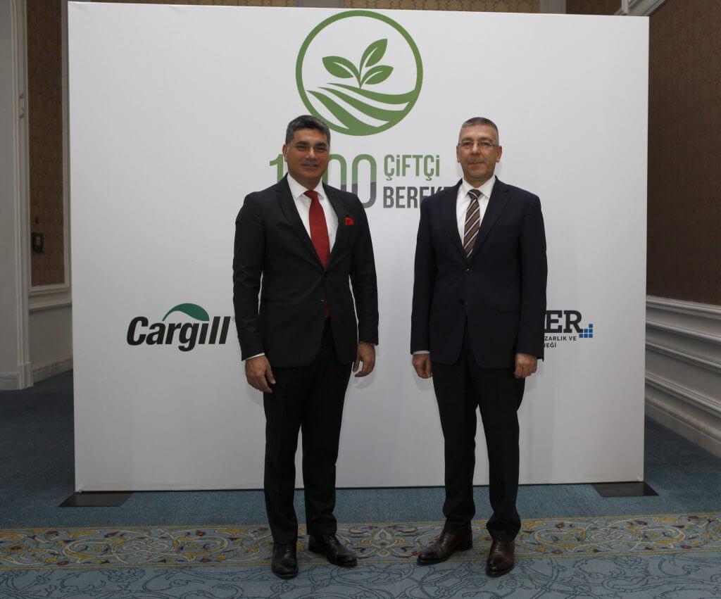 1000 Çiftçi 1000 Bereket' Programı  Türkiye'de Mısır Tarımında  Verimi de Kazancı da Katlayacak