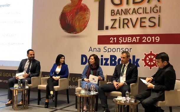 1. Gıda Bankacılığı Zirvesi gerçekleştirildi