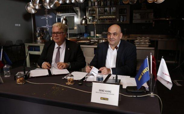 Coğrafi İşaret Konusu MEB ve Metro Türkiye İş Birliğiyle Mesleki ve Teknik Liselerin Müfredatına Giriyor