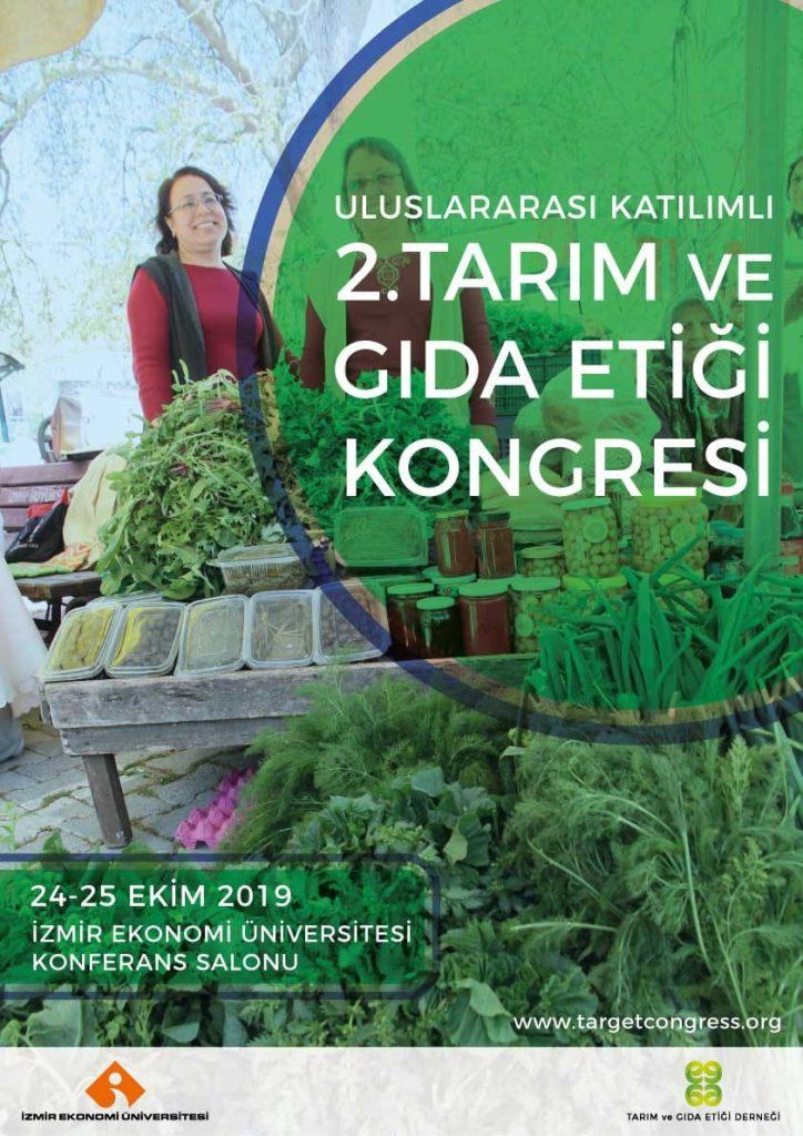 2. Uluslararası Tarım ve Gıda Etiği Kongresi