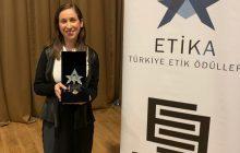 """Mondelēz International Türkiye, """"Etik Ödülü""""nün sahibi oldu"""