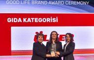 Ülker bu yıl da  'iyi yaşam markası' seçildi