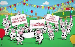 1 Haziran Dünya Süt Günü Kutlu Olsun  Sütün iyiliği sizinle olsun