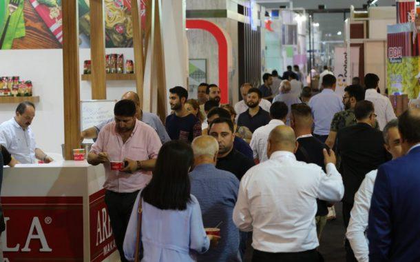 Türk gıda sektörünün potansiyeli CNR Food İstanbul'la harekete geçecek