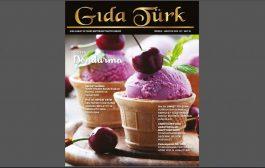 Gıda Türk Dergisi Temmuz-Ağustos 2019 Sayısı Yayınlandı