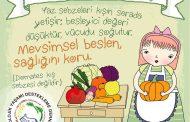 Çevre Mevsimsel beslenme: Temmuz ayında ne yemeliyiz?