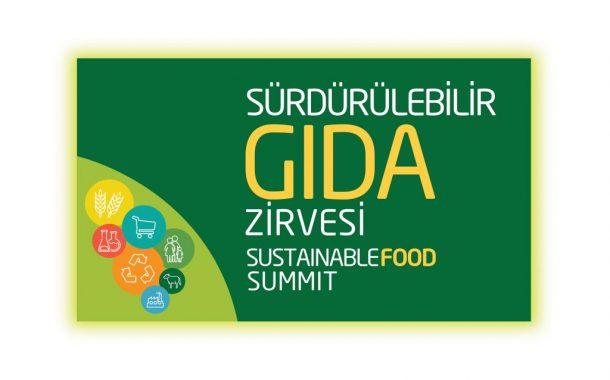 Gıdanın bugünü ve geleceği Sürdürülebilir Gıda Zirvesi'nde konuşulacak