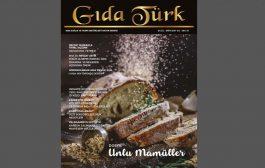 Gıda Türk Dergisi Eylül Ekim 2019