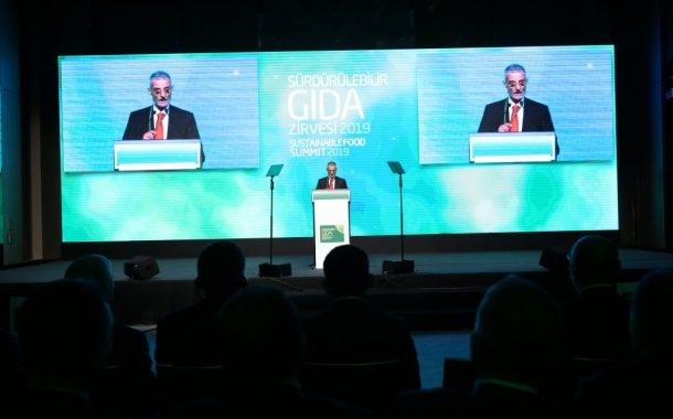 5. Sürdürülebilir Gıda Konferansı gerçekleşti