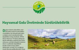 Hayvansal Gıda Üretiminde Sürdürülebilirlik