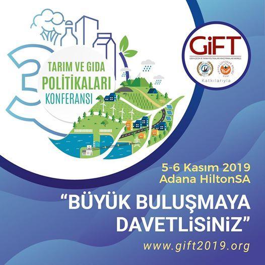 Tarım ve Gıda Politikaları Konferansı