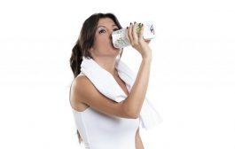 Spordan sonra en az 500 ml süt içilmeli
