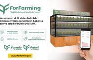Yapay zeka teknolojileri ile dikey tarımı birleştiren akıllı topraksız tarım girişimi ForFarming 2.4 Milyon TL yatırım aldı