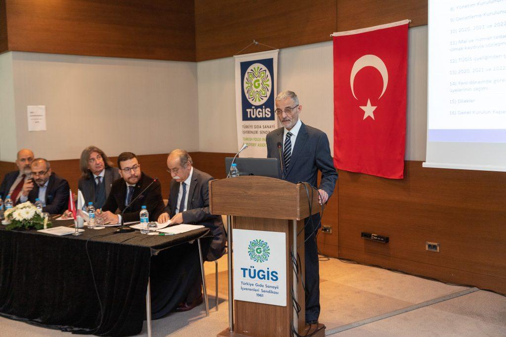 TÜGİS 34. Olağan Genel Kurulu toplantısı 30.11.2019 Cumartesi günü yapıldı