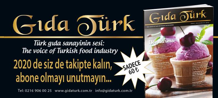 Gıda Türk Abonelik