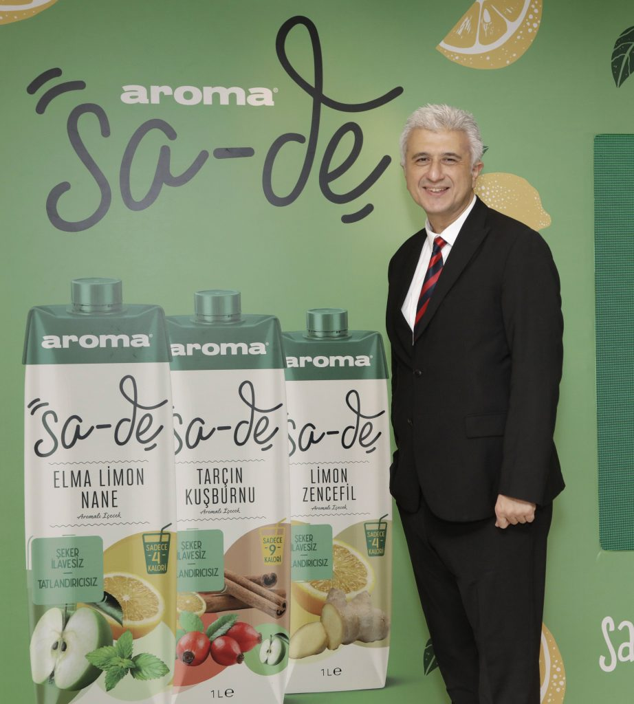Yeni Nesil Sağlıklı İçecek: Aroma Sa-de