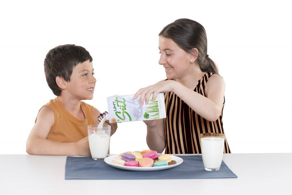 Doğru Proteinin Sırrı Her Gün İki Bardak Süt!