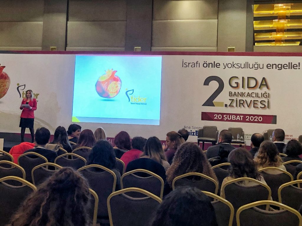 Filiz Makarna, Gıda Bankacılığı Zirvesi'nin sponsoru oldu