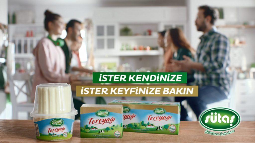 """Sütaş A.Ş. Genel Müdürü Funda Ak: İtibarı iade edilen """"Tereyağı"""" büyüme trendinde"""