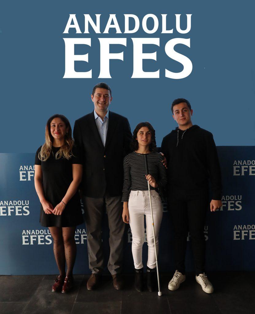 Anadolu Efes'in 3 odağı:  SÜRDÜRÜLEBİLİRLİK, GİRİŞİMCİLİK, KALİTE