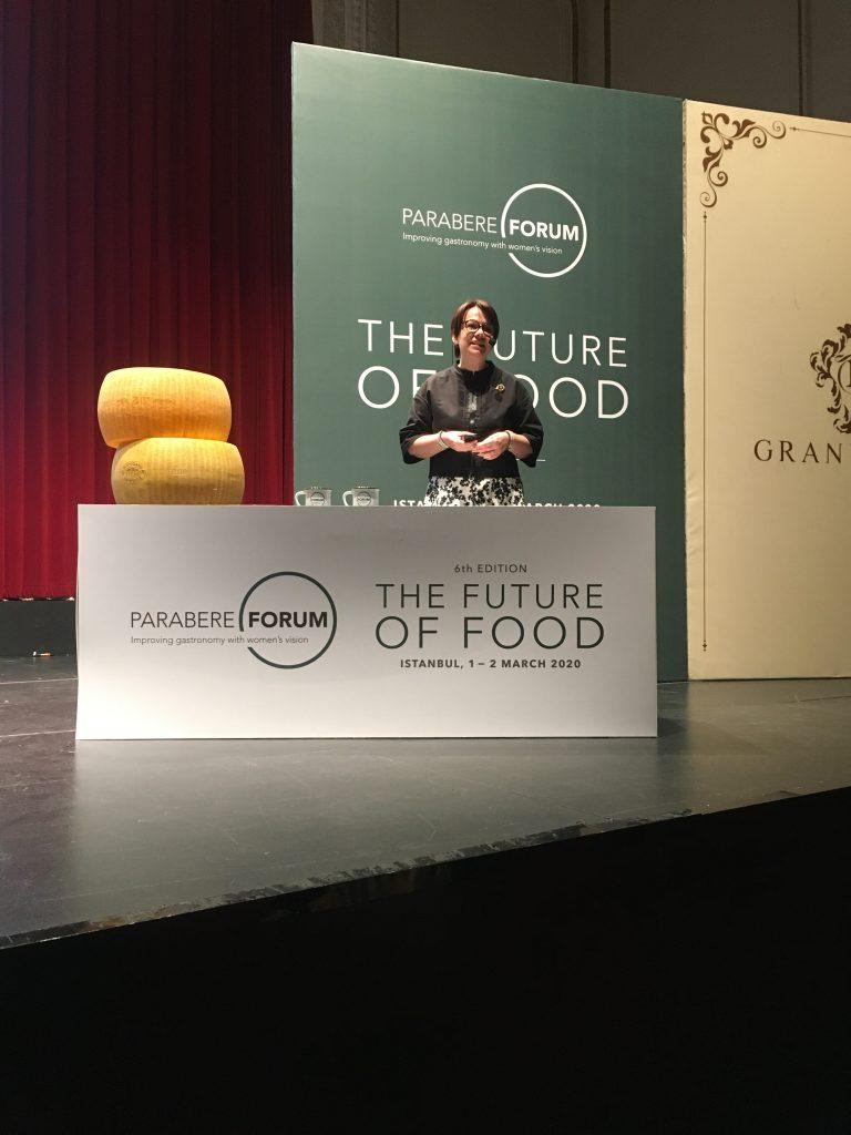 42 ülkeden 300 kadın  « Gıdanın Geleceği » için Grand Pera'da buluştu