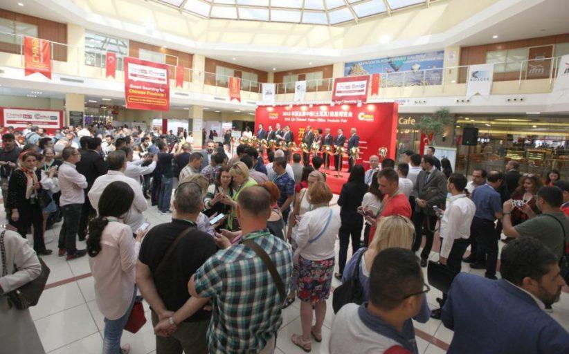 6. Çin Ürünleri Fuarı (China Homelife Turkey)   23 – 25 Eylül Tarihleri Arasında İstanbul Fuar Merkezinde Açılıyor…