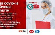 TAT GIDA, TSE Covid-19 Güvenli Üretim Belgesi Almaya Hak Kazanan Sektöründeki İlk Şirket Oldu