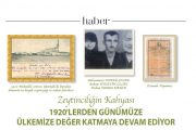 1920'LERDEN GÜNÜMÜZE ÜLKEMİZE DEĞER KATMAYA DEVAM EDİYOR